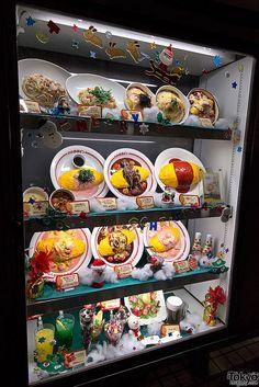 Shibuya Restaurant - Tokyo Christmas 2012, via Flickr.