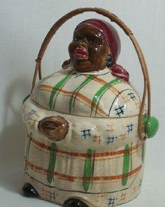 Antique Cookie Jars Value | rare collectible cookie jar genuine authentic vintage cookie jar
