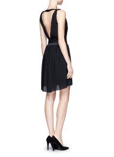 maje 'Drasera' Pleated Dress - Google Search