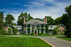 House Tour:  Darien, Connecticut
