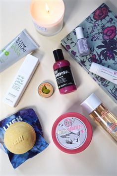 My Perfect Pamper Evening Routine
