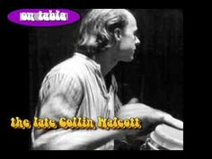 """From a compilation album """"Works"""" following his untimely death in 1984 by traffic accident, the track """"Prancing"""" by Oregon member Collin Walcott: Tabla: Colli..."""
