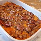 Sweet Potato Casserole - Southern Style