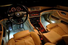 BMW 5 Series E39 (1995–2004) Interior