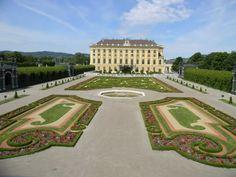 SCHONBRUNN, EL RING Y LA ZONA DE LA ONU -Diarios de Viajes de Austria- Albertomagno - LosViajeros