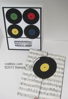 CRAFTDOC » Blog Archive » Stampin' Up! Birthday Cards