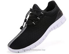 4ae55ea12e7c1 Juan Men s Running Shoes Fashion Breathable Sneakers Mesh Soft Sole Casual  Athletic Lightweight (8.5US 42EU