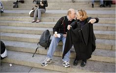 Photographer Captures New Yorkers Kissing for Past 30 Years - My Modern Metropolis