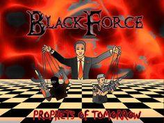 Depois de chamar muito a atenção com seu primeiro EP, a jovem BLACKFORCE mostra seu novo trabalho. Trata-se de um single intitulado 'Prophets of Tomorrow'. O trabalho foi produzido pela banda, com …