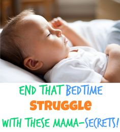 3 Steps to an Easier Bedtime - This tip just made my life 1000X easier.