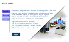 Page Layouts for eLearning (3 YEARS OLD WORKS) on Behance