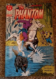 13 Copies The Phantom #2 1988, DC Lee Falk's Classic Super-Hero! Issue 2 of 4!