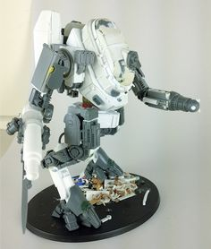 Dread Knight + Titanfall = Awesome