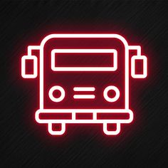 Logo Clipart, School Clipart, Symbol Design, Logo Design, Cartoon School Bus, Icon Design, Bus App, Logo For School, App Icon