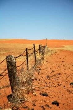 The Dingo Fence or Dog Fence is a pest-exclusion fence that was built in Australia during the and finished in to keep dingoes out of the relatively fertile south-east part of the continent. Tasmania, Australian Desert, Australia Landscape, Perth, Brisbane, Melbourne Australia, Western Australia, Continents, New Zealand