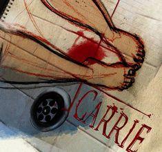 "Análisis de lectura de ""Carrie"" - Stephen King"