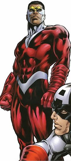 Falcon - Marvel Comics - Avengers - Captain America ally