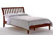 Nutmeg in Cherry Finish from Night and Day furniture