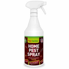 Pest Soldier Organic Home Pest Control Spray - Kills & Repels, Ants Best Mouse Trap, Mouse Traps, Best Pest Control, Bug Control, Pest Spray, Mice Repellent, Bees And Wasps, Pest Management, Garden Guide