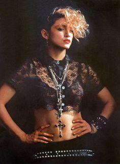 80's madonna - Soo totally VOGUE!