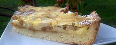 Apfel- Amarettini- Tarte