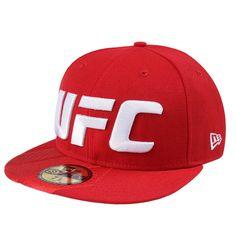 10fcf5960e289 Boné New Era aba reta 5950 59Fifty UFC Striking