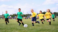 Everyday physical activity tip. Live actively. Join an exercise group, and enroll your children in community sports teams or lessons.