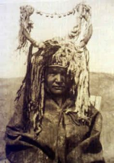 Shamanism  The original tribes from Siberia were nomadic hunters and reindeer herders.    Whenever a community faced illness, or serious problems , the people called upon their shamans: men and women who were able to contact the spirits.    Each shaman had his or her own spirit helpers who would offer assistance during healing rituals and problem solving.