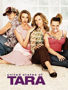 United States of Tara (2009-2011) A woman struggles to find a balance between her dissociative identity disorder and raising a dysfunctional family.