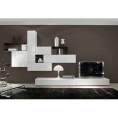 Mueble de TV- Cubos