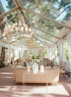 Light, Airy Details Made for the Prettiest Spring Wedding in Washington, D.C. | Brides.com