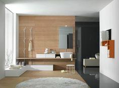 Salle de bains complète CANESTRO - COMPOSITION C01 by NOVELLO design Gian Vittorio Plazzogna