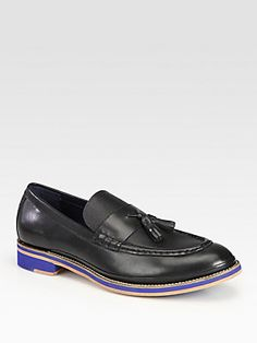 Cole Haan South St Tassel Loafers