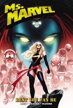 Ms. Marvel - Volume 9: Best You Can Be by Brian Reed (paperback please!)