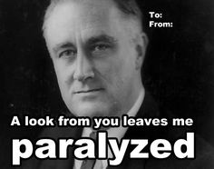 10 Valentines From Your Favorite Presidential Hunks Both Valentine's and Presidents' Day kind of suck, so let's just combine the two. History Puns, History Teachers, Funny History, Funny Friday Memes, Friday Humor, Monday Memes, Walmart Funny, 9gag Funny, Dog Texts