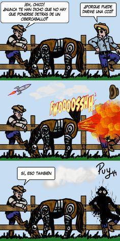 Tiras cómicas publicadas en la Revista Digital MiNatura nº 140