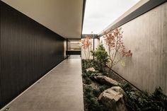 Futuristic Wooden Cladding for Exterior Walls as an Element of privacy, comfort and security ~ Art Facade ➧ Projects, materials, decor ➧ House Images Dona Carolina, Axonometric View, Architecture Design, Architecture Student, Wooden Cladding, Casa Patio, Garden Design, House Design, Exposed Concrete