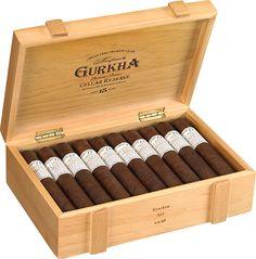 Shop Now Gurkha Cellar Reserve Solara Cigars - Criollo Box of 20 | Cuenca Cigars   Sales Price:  $181.99