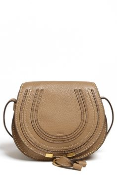 Adore this equestrian style Chloé crossbody.