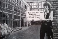 the first bob Dylan picture i ever did