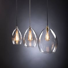 Clear Glass Jules Pendant Light by Glow Lighting, the perfect gift for Explore more unique gifts in our curated marketplace. Bathroom Pendant Lighting, Bathroom Ceiling Light, Ceiling Pendant, Bedside Pendant Lights, High Ceiling Lighting, Club Lighting, Hall Lighting, Kitchen Ceiling Lights, Ceiling Lamp