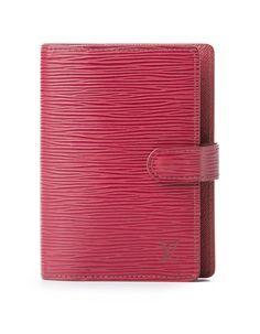 Second Hand. Louis Vuitton Agenda, Second Hand, Wallet, Luxury, Accessories, Purses