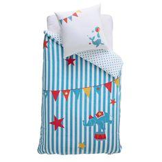 Parure housse de couette enfant Circus - kid's bed linen