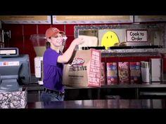 Raising Cane's Chicken Finger Commerical - 2012