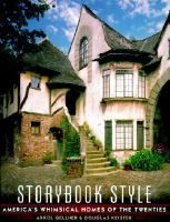 Storybook style : America's whimsical homes of the twenties