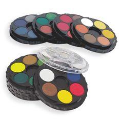 Koh-I-Noor Watercolour Wheel