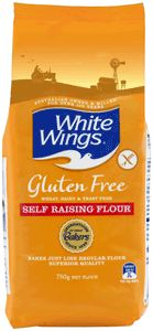 Using our expertise in flour, White Wings has developed a non-wheat flour mix that bakes just like regular flour. White Wings Gluten Free flour gives you superior performance when making biscuits, cakes, muffins, pancakes, white sauces and lots more.