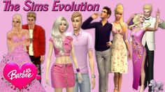 Evolution of Barbie and Ken and their Dream House through The Sims 1,2,3 and 4 game.Hello everyone Here we go again And while that Harley got the baby and fi...