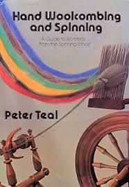 Peter Teal - Hand Woolcombing and Spinning