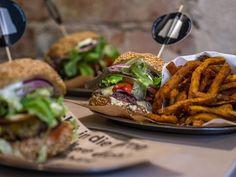 Berliner Restaurants,Schiller Burger, Food,